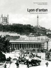 Lyon d'Antan - Couverture - Format classique