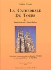 De Saint Maurice A Saint Gatien - Couverture - Format classique