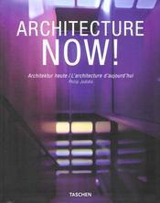 Va-Architecture Now - Intérieur - Format classique