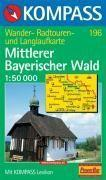 Mittlerer bayerischer wald - Couverture - Format classique