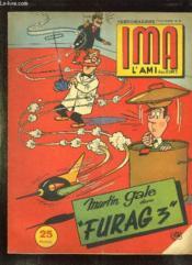 Ima L Ami Des Jeunes N° 40 Du 11 Octobre 1956. Martin Gale Dans Furag 3. - Couverture - Format classique