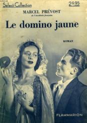 Le Domino Jaune. Collection : Select Collection N° 131 - Couverture - Format classique