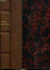 PRECIS DE DROIT COMMERCIAL. 8e EDITION - Couverture - Format classique