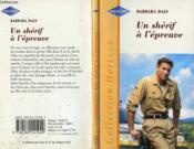 Un Sherif A L'Epreuve - Never Say Never ! - Couverture - Format classique