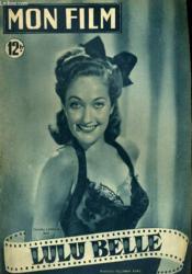 Mon Film N° 195 - Lulu Belle - Couverture - Format classique