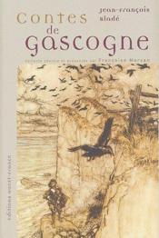 Contes de Gascogne - Couverture - Format classique