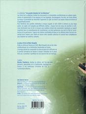 La Place Forte De Mont-Dauphin - 4ème de couverture - Format classique
