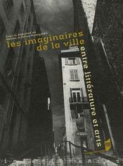 Les imaginaires de la ville entre littérature et arts - Intérieur - Format classique