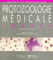 Protozoologie médicale - Couverture - Format classique