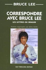 Correspondre Avec Bruce Lee - Intérieur - Format classique