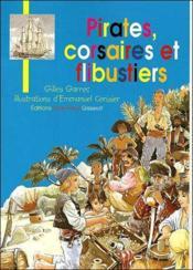 Pirates, corsaires et flibustiers - Couverture - Format classique