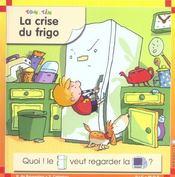 La crise du frigo - Intérieur - Format classique