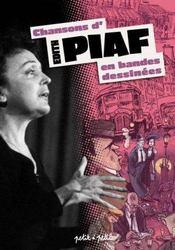 Les chansons d'édith piaf en bandes dessinées - Intérieur - Format classique