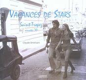 Vacances De Stars ; Saint Tropez. Annees 70 - Intérieur - Format classique