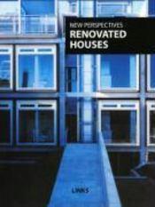 Renovated houses - Couverture - Format classique