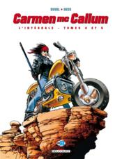 Carmen Mc Callum ; intégrale t.4 et t.5 - Couverture - Format classique
