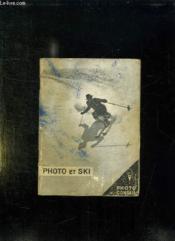 Photo Et Ski. - Couverture - Format classique