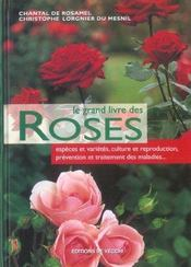 Le Grand Livre Des Roses - Intérieur - Format classique