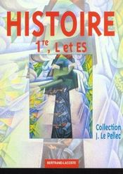 Histoire 1re L/Es - Intérieur - Format classique