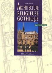 Architecture Religieuse Gothique - Intérieur - Format classique