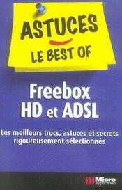 Freebox, Hd Et Adsl - Intérieur - Format classique