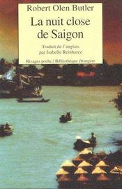 La Nuit Close De Saigon - Intérieur - Format classique
