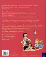 Camille va à l'hôpital - 4ème de couverture - Format classique