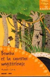 Bemba et la caverne mystérieuse - Intérieur - Format classique