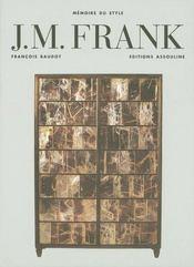 J.m. frank - Intérieur - Format classique