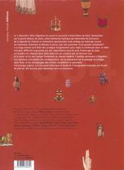 Le Sacre De Napoleon Sous Coffret - 4ème de couverture - Format classique