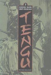 Tengu t.3 - Intérieur - Format classique