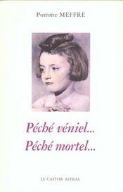 Peche Veniel Peche Mortel - Intérieur - Format classique