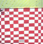 La cerise géante de monsieur Jean - 4ème de couverture - Format classique