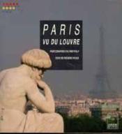 Paris vu du louvre - Couverture - Format classique