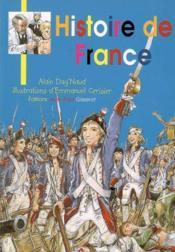 Histoire de France - Couverture - Format classique