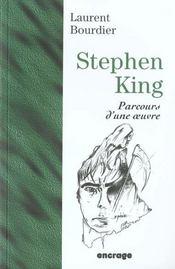 Stephen King, Parcours D'Une Oeuvre - Intérieur - Format classique