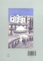 Monographies Ferrandez, Une Monographie - 4ème de couverture - Format classique