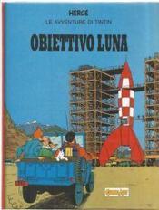 Objectif Lune (Italien Lizard) - Couverture - Format classique