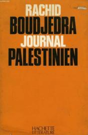 Journal Palestinien - Couverture - Format classique