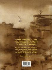 Saba et la plante magique - 4ème de couverture - Format classique
