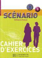 Vente livre :  Scenario 1 - cahier d'exercices  - Dubois-Al+Hutchings- - Turbide Edith - Turbide/Culioli