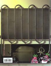 Frigo: Tête de Veau et vinaigrette - 4ème de couverture - Format classique