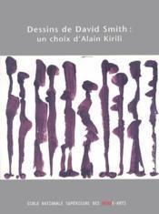 Dessins de David Smith - Couverture - Format classique