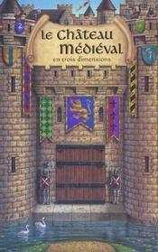 Le Chateau Medieval - Intérieur - Format classique