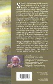 Soupes d'orties t.2 ; balade des chemins creux - 4ème de couverture - Format classique