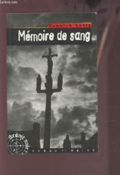 Mémoire de sang - Couverture - Format classique
