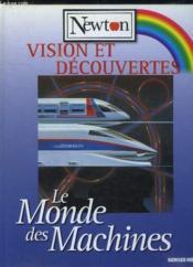 Le Monde Des Machines - Couverture - Format classique