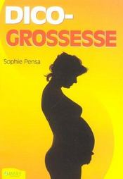 Dico Grossesse - Intérieur - Format classique
