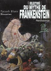 Pacush blues t.9 ; neuvaine : relecture du mythe de frankenstein renaissance - Intérieur - Format classique