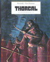 Thorgal ; Integrale Vol.3 - Intérieur - Format classique